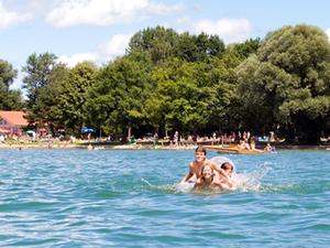 Region: Strandbad Übersee