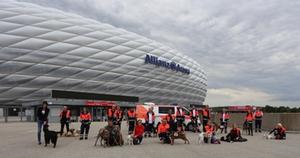 Training Allianz Arena