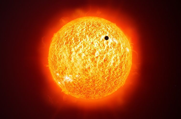11112019 Merkurtransit Symbolbild
