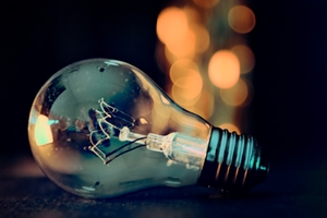 Symbolbild: Glühbirne