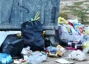 Symbolbild: Müll