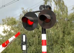 Symbolbild: Bahnschranke