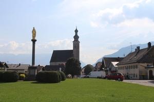 Anger Dorfplatz