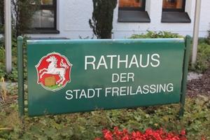 Rathaus Freilassing