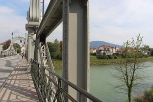 Laufen Grenzbrücke
