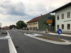 Ortsdurchfahrt Teisendorf