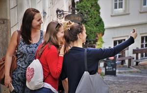 Symbolbild: Selfie