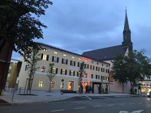 Kulturforum Klosterkirche Traunstein