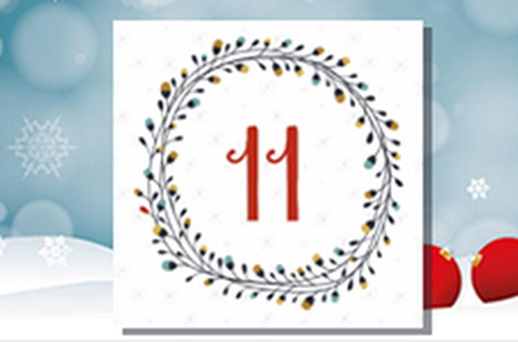 Adventkalender Tuer 11