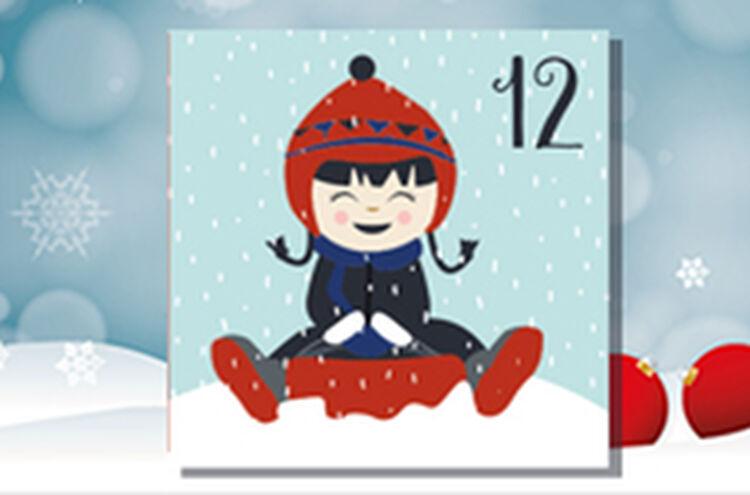 Adventkalender Tuer 12