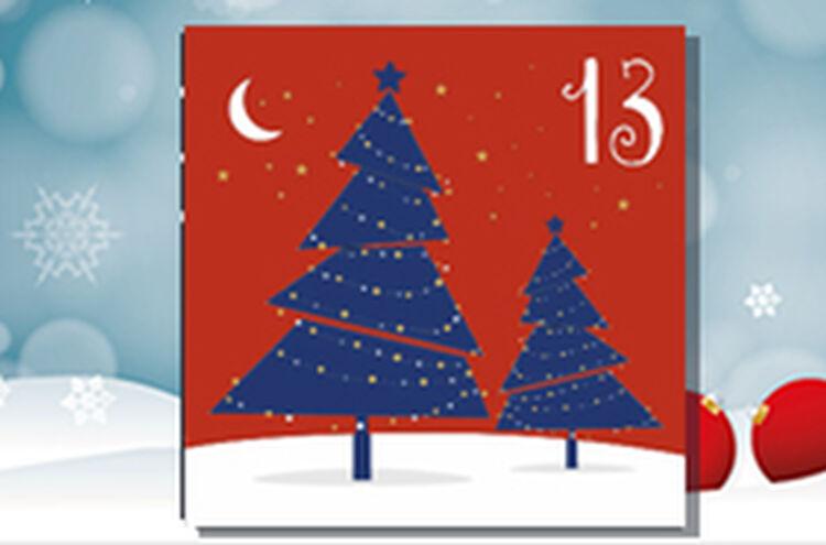 Adventkalender Tuer 13