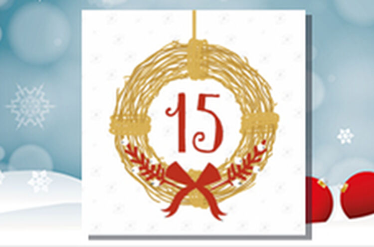 Adventkalender Tuer 15
