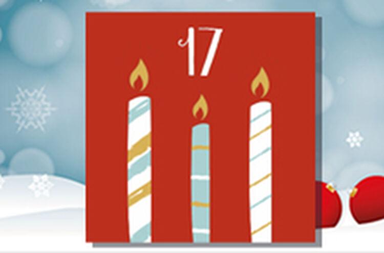 Adventkalender Tuer 17