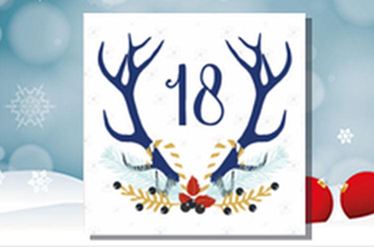 Adventkalender Tuer 18