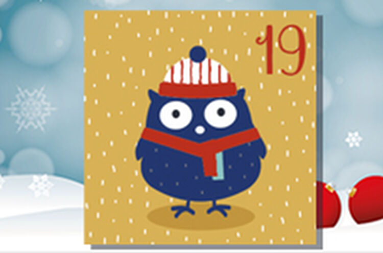 Adventkalender Tuer 19