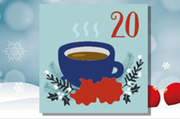 Adventkalender Tuer 20
