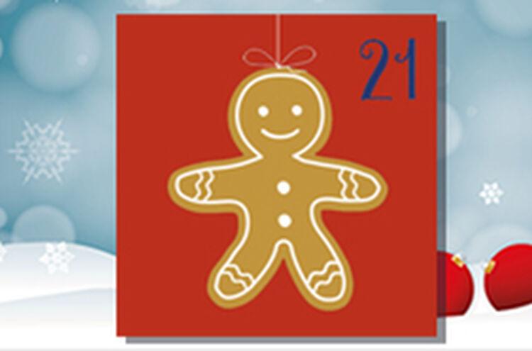 Adventkalender Tuer 21