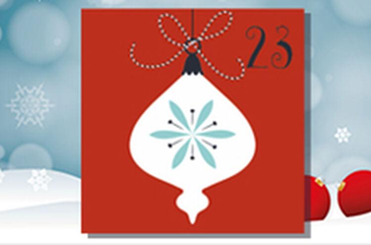 Adventkalender Tuer 23