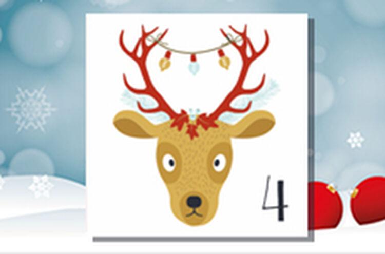 Adventkalender Tuer 4
