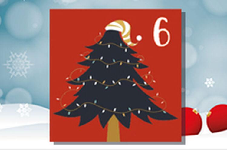 Adventkalender Tuer 6
