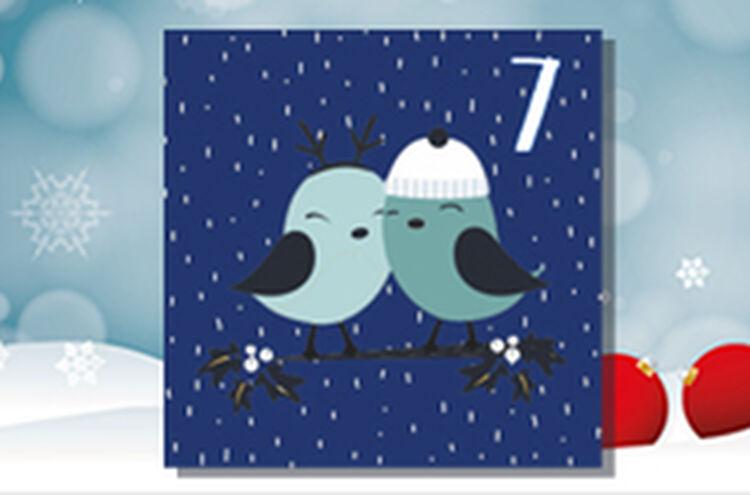 Adventkalender Tuer 7