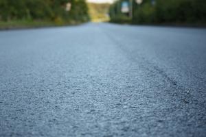 asphalt-strasse