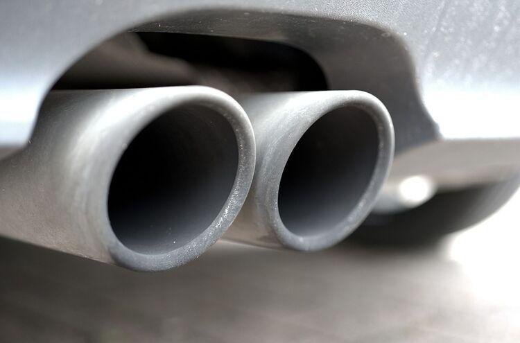Auspuff Diesel