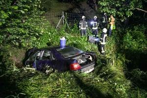 Unfall Neukirchen