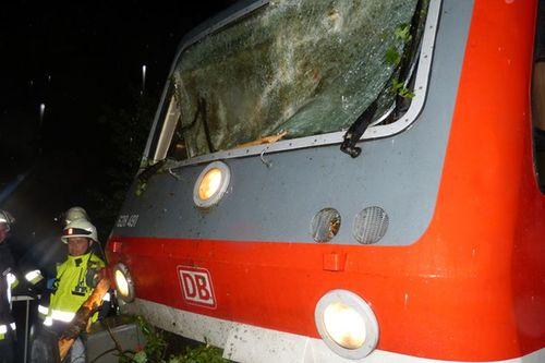 Bahn Unfall 1