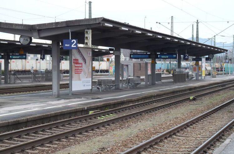 Bahnhoffreilassing