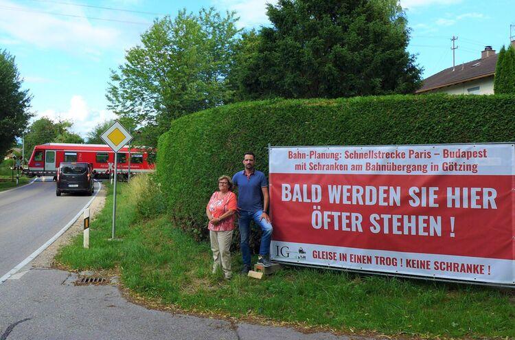 Bahnstreckefridolfing