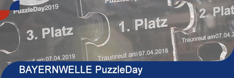 BAYERNWELLE Puzzle Day
