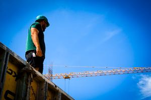 Merh Geld Bauarbeiter
