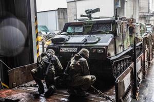 Bundeswehr Berglöwe