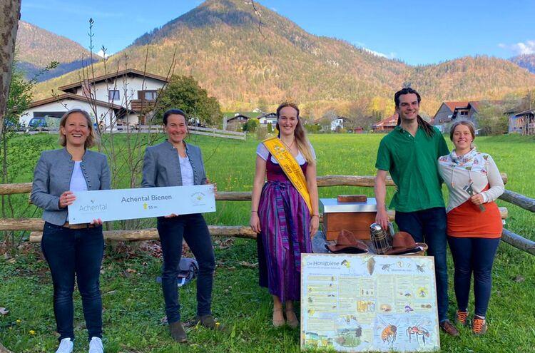 Bienenvolk Achental Tourismus