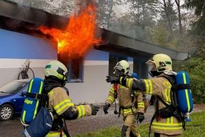 Brand Kössen