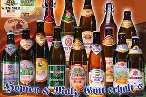 Biere aus der Region