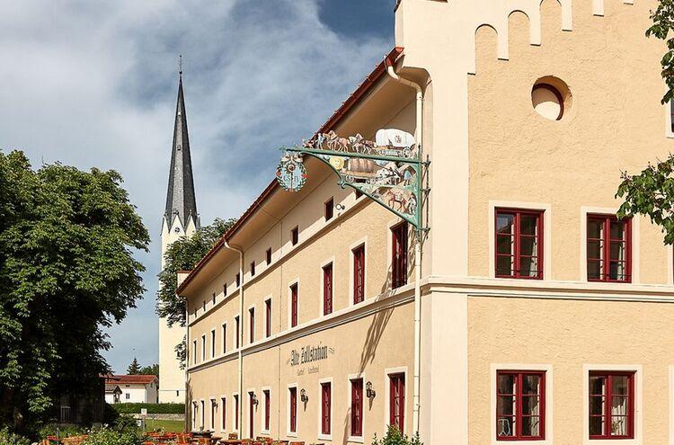 Bruederl Alte Zollstation Bild 1