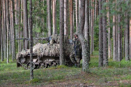 Bundeswehr Uebung Estland 2