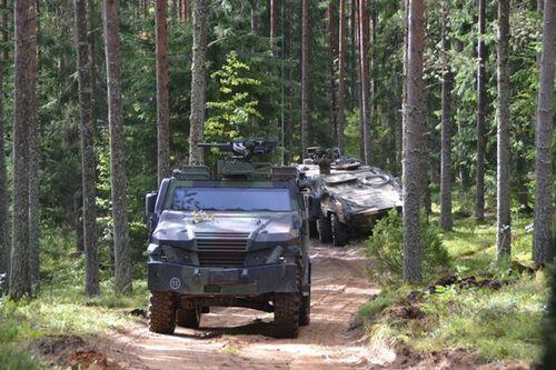 Bundeswehr Uebung Estland 4