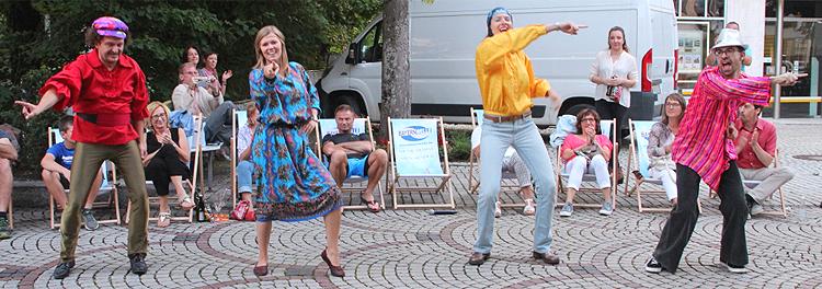 Bayernwelle ABBA Kinoabend Park-Kino Bad Reichenhall