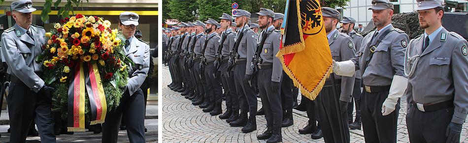 60 Jahre Gebirgsjäger Bad Reichenhall