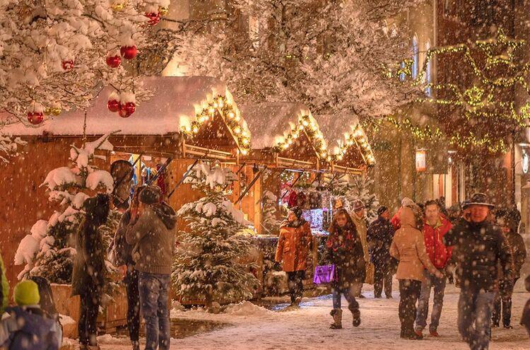 Christkindts Schnee