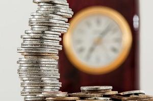 Währung Münzen Sparen