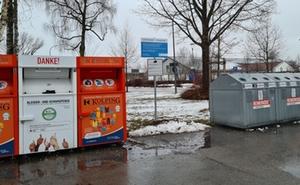 Container Traunreut