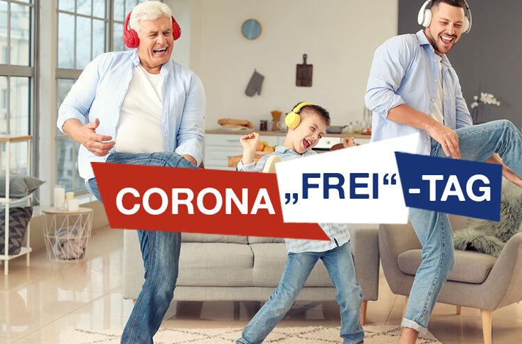 Corona Frei Tag Top Themen