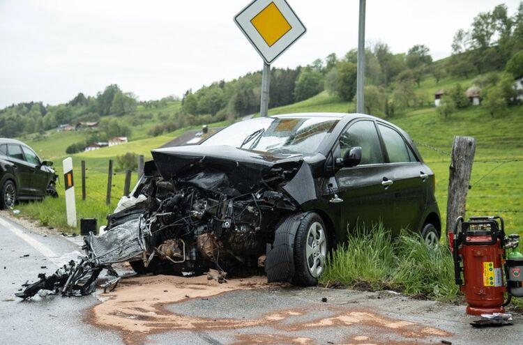 Crash Oberteisendorf