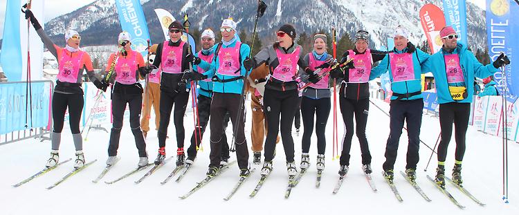 Chiemgau Team Trophy 2019