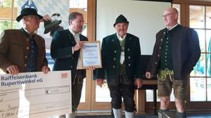 Dialektpreis Lenz Berger