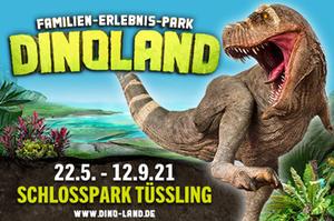 Banner Dinoland 2021